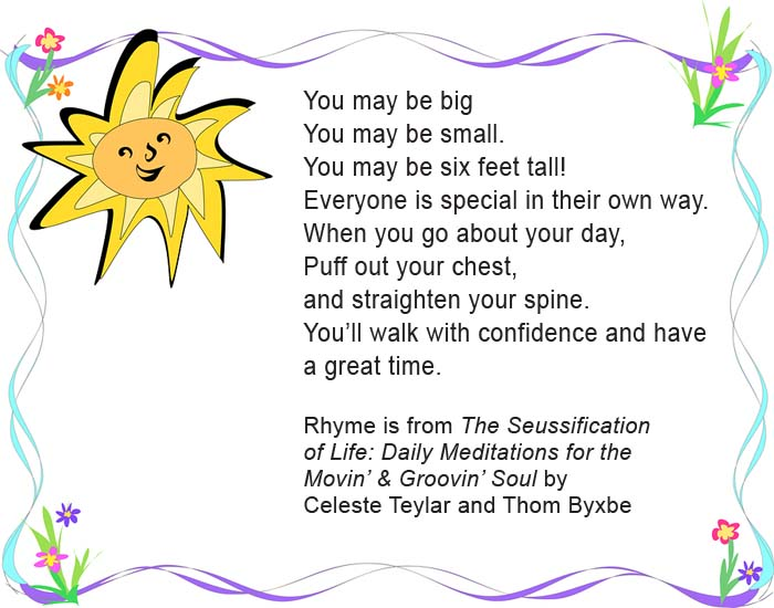 The Seussification of Life: Daily Meditations for the Movin' & Groovin' Soul, Dr. Seuss